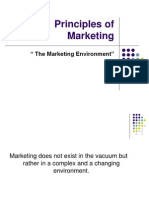 principle of marketing