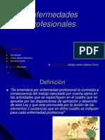 Trabajo de Psicologia - Enfermedades Profesionales