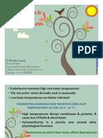 Heat Stress & Animal Reproduction