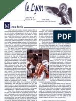 Bulletin FSSPX Lyon 2012 Septembre