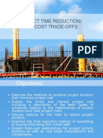 Project Time Reduction