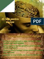 21 Legi Pentru Succes