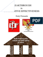 Dody Firmanda 2012 - Breakthrough in Comparative Effectiveness