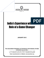 Indias Experience With FDI Role of a Game Changer