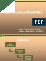 Construcción II Unidad I (1)