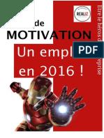 Lettre de MOTIVATION  – les tendances 2014