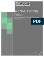 2012 NABJ Broadcast Diversity Census