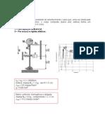 Resolução Exercício - Vibrações Mecânicas