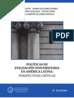 Politicas de Evaluacion Universitaria