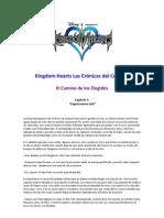 Kingdom Hearts Las Crónicas del Corazón (Capítulo 3 )