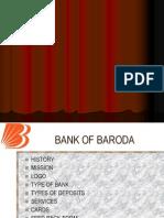 Bank of Baroda - Presentation Overview
