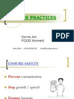 Hygiene Practice - Food Konnect
