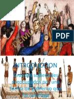 Diapositivas de Democracia Trabajo en Grupo