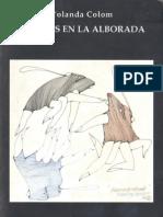 Mujeres en la Alborada - Yolanda Colom