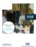 Emerging Consumer Demand – Rise of the Small Town Indian