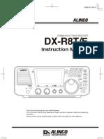 Alinco DX-SR8T and E