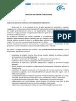 Regolamento Consulta Nazionale Avis Giovani Approvato Nella Consulta Nazionale Del 15 Settembre 2012