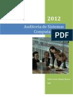 Auditoria de Sistemas Computarizado