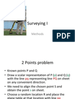 Surveying I Methods