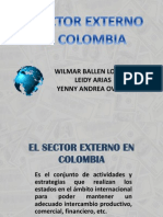 elsectorexternoencolombia-100622210845-phpapp02