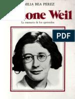 Bea Perez, Emilia - Simone Weil