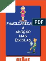 cartilha ADOÇÃO NAS ESCOLAS