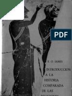 James, e o - Introduccion a La Historia Comparada de Las Religiones
