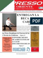 Expresso de Oriente 24 de Septiembre Del 2012