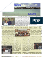 Marshall Islands September Report 2012