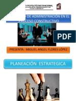 Admin en El Proceso Constr