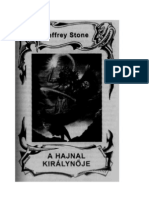 Stone, Jeffrey - A hajnal királynője doc