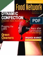 Natural Food Network Magazine - September-October 2007