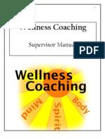 Peer Wellness Manual-2010 _2