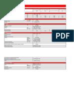 Toyota Rav4 2012 Especificaciones