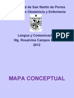 Mapa Conceptual .2012- Enfermeria