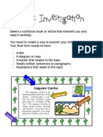 Book Investigation