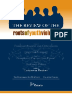 Roots of Youth Violence - Literature Papers - Part 5