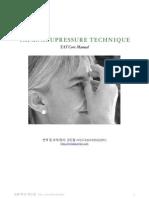 TAT Brief Manual - Tapas Acupressure Technique