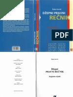 Dzepni Pravni Recnik - Zeljko Kuvizic (Gradjevinska Knjiga)