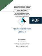 Preparacion y Evaluacion de Proyectos 12-16