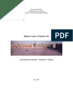 Mexico City Report