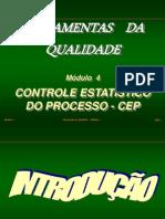 Controle Estatístico do Processo - CEP