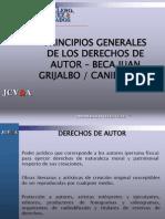 Diapositivas Sobre Propiedad Intelectual