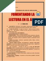 EXPERIENCIAS PEDAGÓGICAS DEL ÁREA DE COMUNICACIÓN