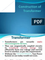 35847036 Construction of Transformer