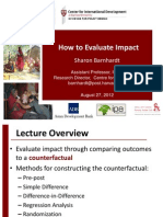 D. Lecture 3_How to Evaluate Impact