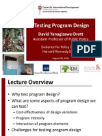 H. Lecture 5_Testing Program Design