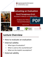 K. Lecture 7_Evaluating an Evaluation