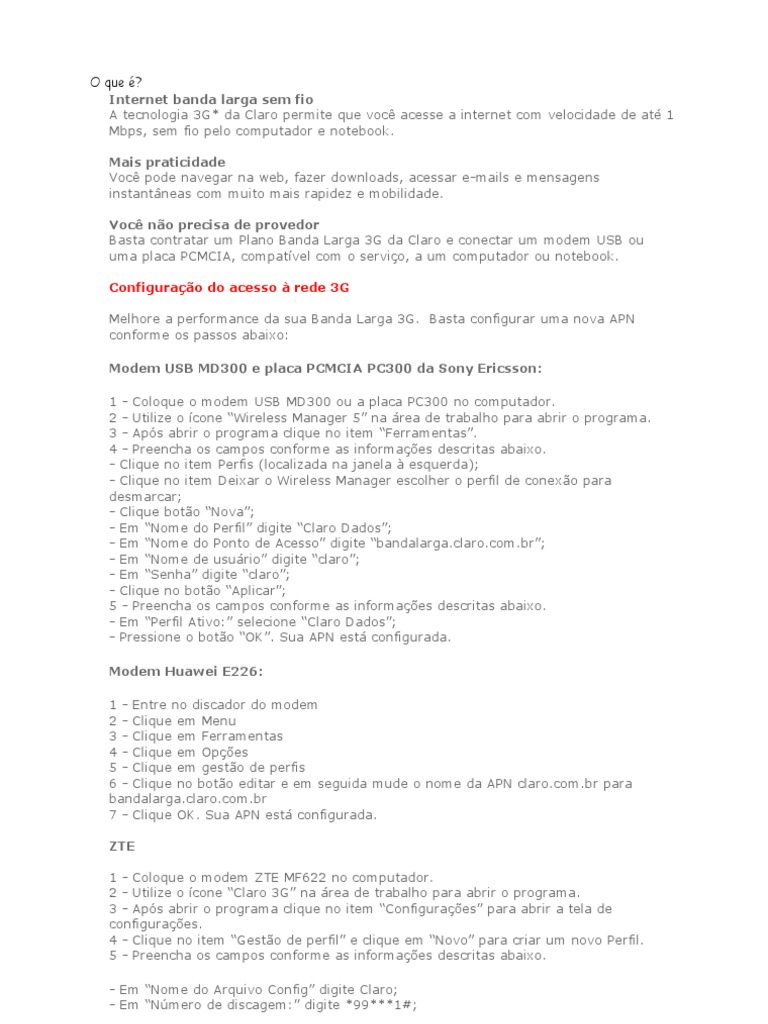 VIVO BAIXAR E226 HUAWEI DISCADOR 3G