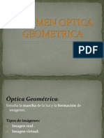 Resumen Optica Geometrica(Rene)